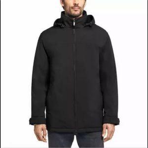 NEW Weatherproof Water Resistant Hooded Jacket